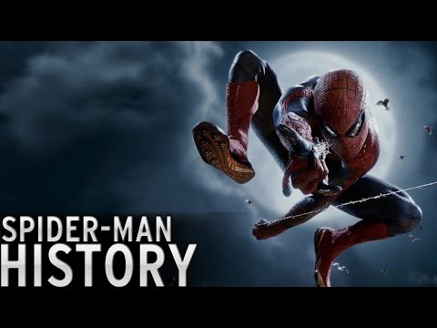 History of - Spider-Man Video Games (1982-2015)