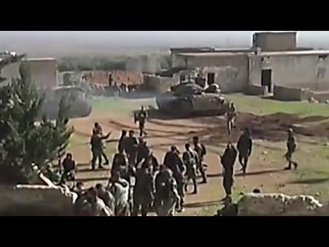 Эрдоган готовит плацдарм для наступления в Сирии