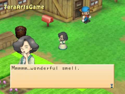Harvestmoon : Back To Nature - Power Berry From Anna