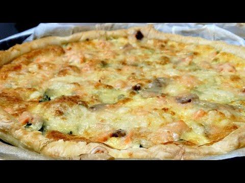 recette-quiche-courgette-saumon-fume---flash-cook