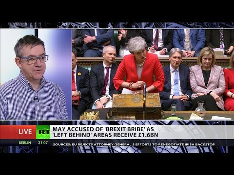 """McTernan on May #Brexit bribe: """"It's a blundering attempt"""""""