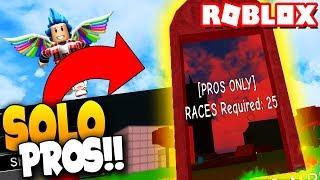 ZONA SOLO PARA PROS Y 1er REBIRTH | ROBLOX PARKOUR SIMULATOR |