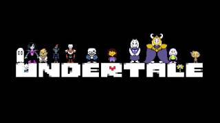 UNDERTALE - All Boss Battle Themes (Pitched down)
