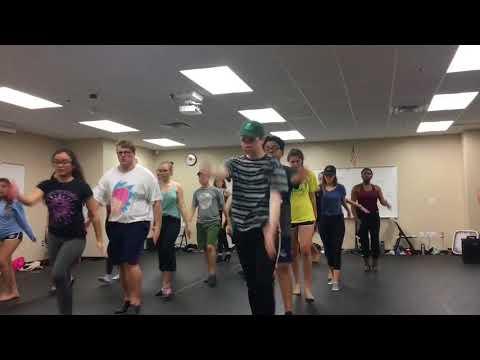 Chicago musical vlog 1