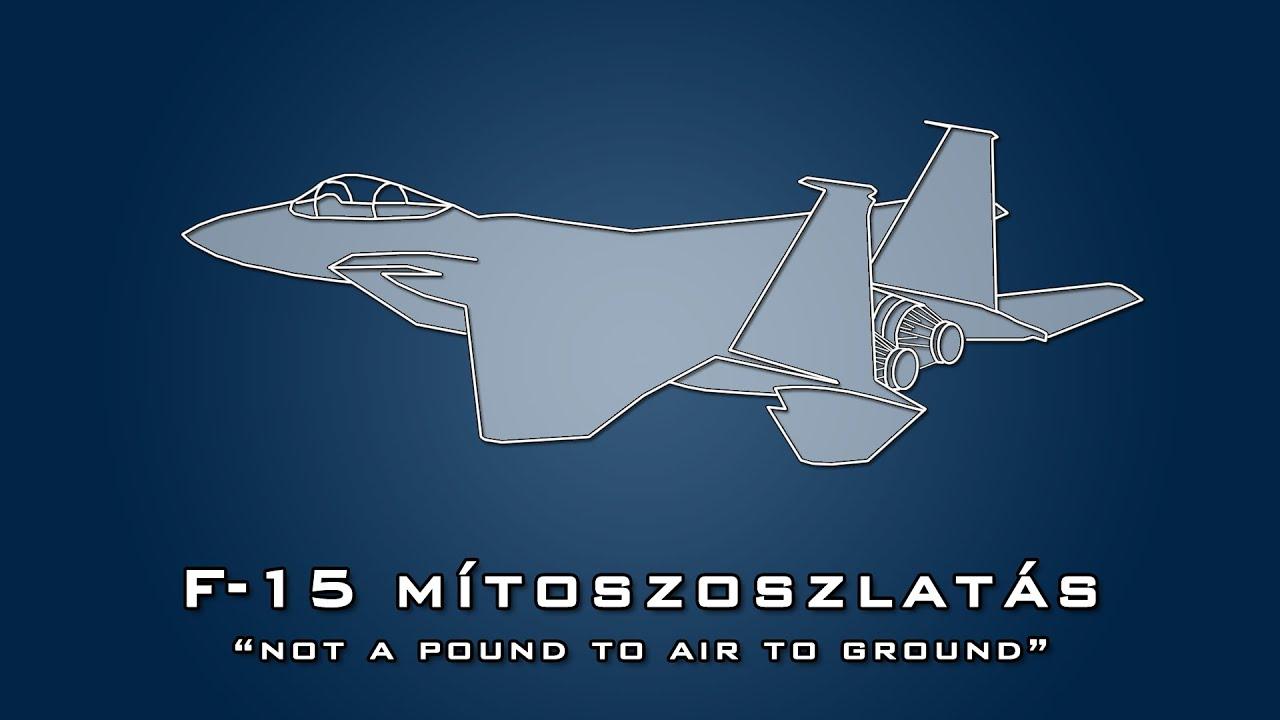 Download F-15 Eagle - mítoszoszlatás