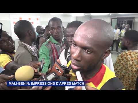 MALI - BENIN IMPRESSIONS POST MATCH