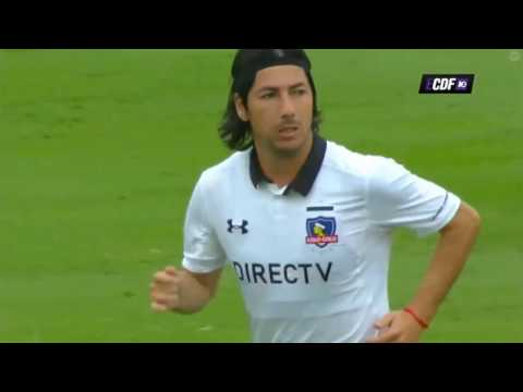 Colo Colo VS Universidad De Concepcion 3-0 Clausura 2017