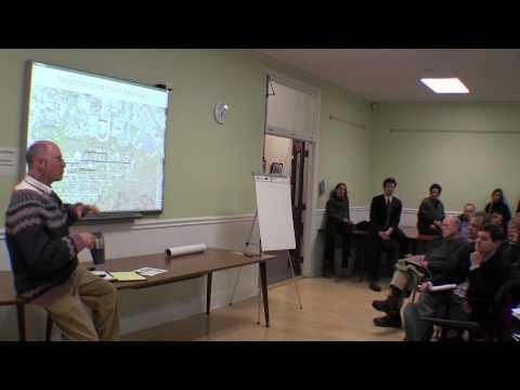 Fort Hill Lyman Estate Presentation and Community Brainstorming Forum 2/3/14