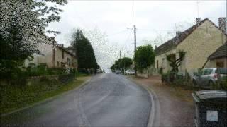 Montcombroux-Les-Mines ancien village de Mineurs dans le département de l