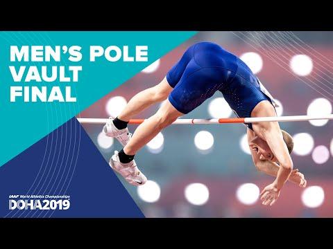Men's Pole Vault Final | World Athletics Championships Doha 2019
