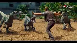 Jurassic World 2015 Trailer Монгол хэлээр