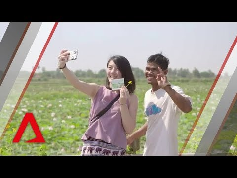 A Singaporean woman and her Cambodian tuk-tuk driver friend | Across ASEAN | Full episode