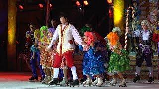 «Щелкунчик» Ильи Авербуха с олимпийскими чемпионами стартовал в Москве