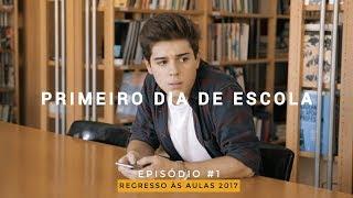 Primeiro Dia De Escola | Regresso Às Aulas (2017) ep.1 | Tomás Silva