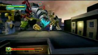 transformers revenge of the fallen official trailer 2 wii