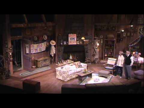 Hal Linden & Christina Pickles in On Golden Pond