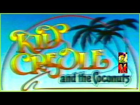 IN THE JUNGLE -UK TV SPECIAL(1/5):Kid Creole & the Coconuts
