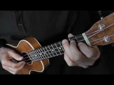 Mr  Sandman On Ukulele