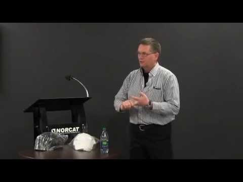 Entrepreneurship 101 Lived it Lecture - Walter Siggelkow   HARD-LINE Solutions