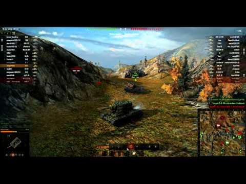 Episode 002 - Parties World of tanks commentées en direct - 9.3 - 720p