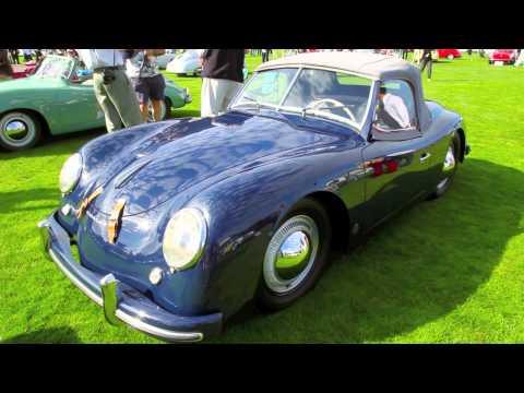 Porsche Race Car Classic - Quail Lodge - October 16, 2011