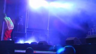 Raging Zef Boner Die Antwoord MAD COOL Festival 2016