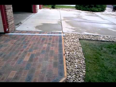 Pavestone Patio Installation Littleton Co