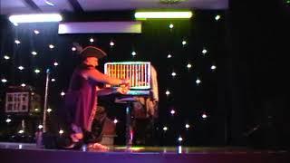 illusion magic Show Fenix  Duo Dragon Benidorm  Espña 2016