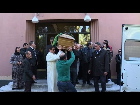 La photographe Leïla Alaoui enterrée au Maroc