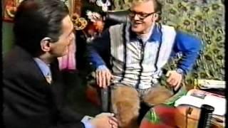 Falco bei Vivasion 1995 (Stefan Raab)