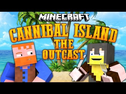 Minecraft ★ CANNIBAL ISLAND: THE OUTCAST - Dumb & Dumber