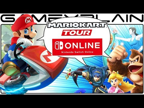 How Could Mario Kart Tour Work?! + Mario Movie & Switch Paid Online - DISCUSSION