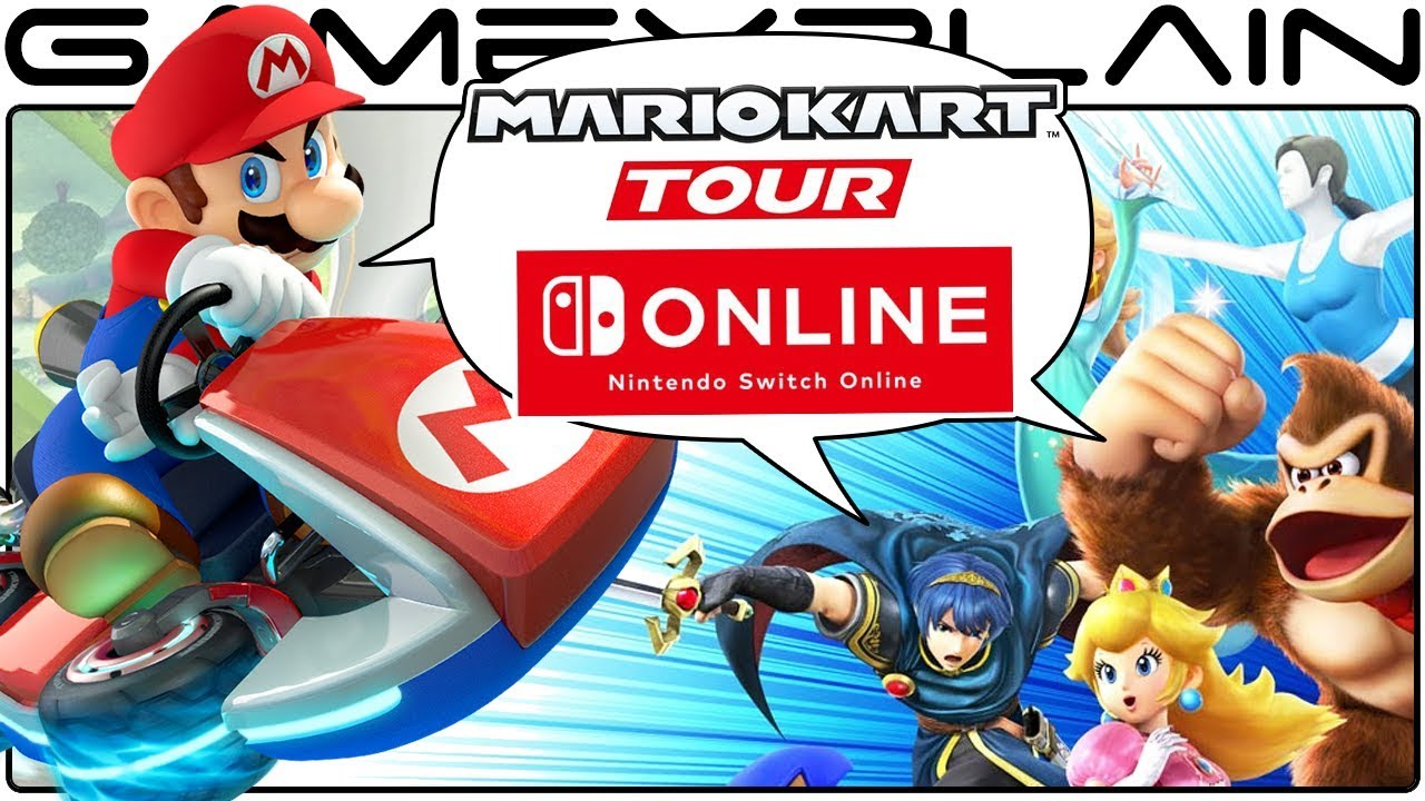 How Could Mario Kart Tour Work?! + Mario Movie & Switch ...