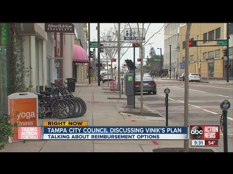 Tampa City Council discussing Jeff Vinik's plan for downtown