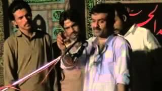 Zakir Qazi Waseem Abbas New Qasida 2013 Janab e Syeda Fatima Zahra s.a