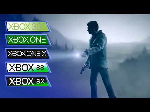 Сравнение Alan Wake Remastered на Xbox One и Xbox Series X | S + сравнение с оригиналом