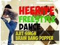 Popping On Sufi Song | Heeriye | Legendary Singer Satinder Sartaj | Ajit Singh video