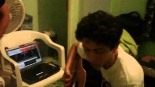 Frank Rivera en Music Face parte 1