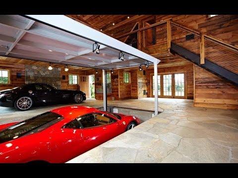 Graceful Car Garage Design Ideas For Your Home