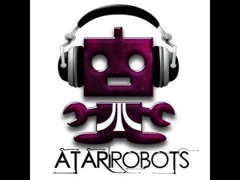 Atari Robots Promo 80's