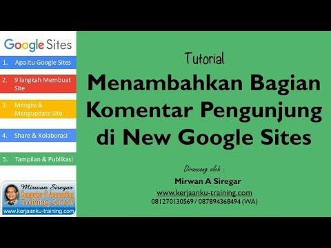 cara-menambahkan-bagian-komentar-pengunjung-pada-new-google-site