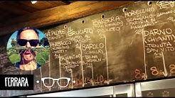 RESTAURANT . WINE BAR . ENOTECA FERRARA - ITALY, ROME