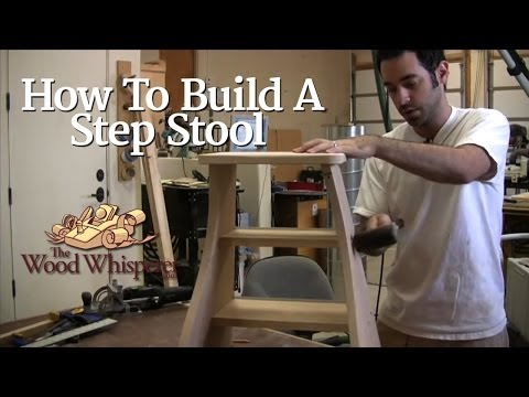 20 - How To Build A Step Stool Using the Festool Domino