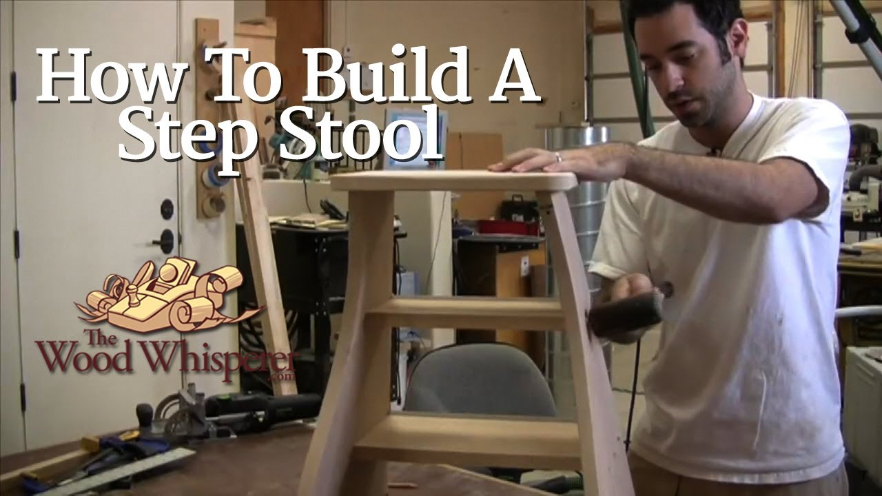 20 How To Build A Step Stool Using The Festool Domino