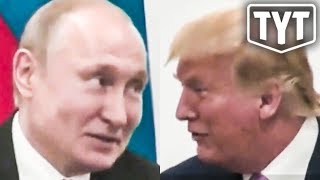 Trump's Freaky Moment With Putin