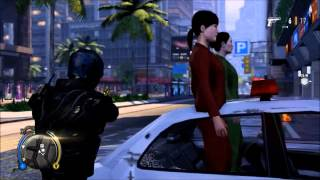 Sleeping Dogs - Arrest power of the SWAT uniform
