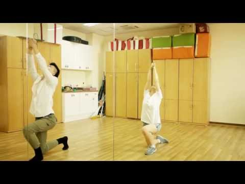 Lincoln Brewster - Shout To The Lord 내 구주 예수님   Worship Dance 몸찬양