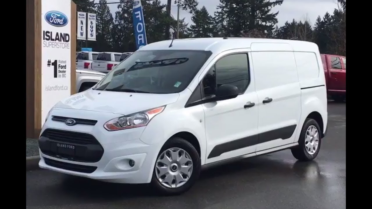 2018 Ford Transit Connect Van Xlt Review Island
