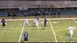 Are these 6 big high school lacrosse hits penalties?