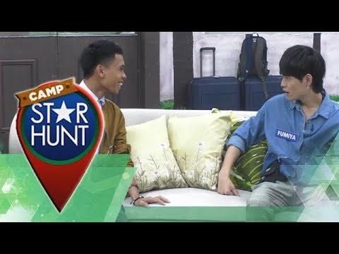 Camp Star Hunt: Fumiya at Yamyam, sinubukan intindihin ang isa't isa